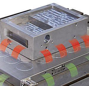 Elektro Permanent Magnetspannplatte MillTec Grip