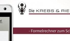 Abrasive App Krebs & Riedel