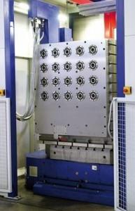 Nullpunktspannsystem Nullpunktspannplatte