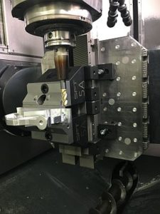 5-Axis-Spanner